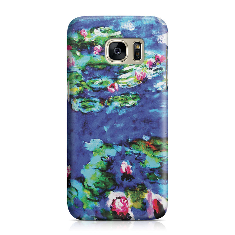 Galaxy S7 Case - Water Lilies by Claude Monet