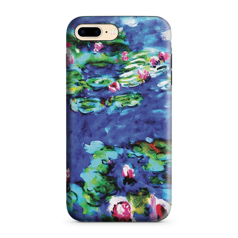iPhone 8 Plus Adventure Case - Water Lilies by Claude Monet