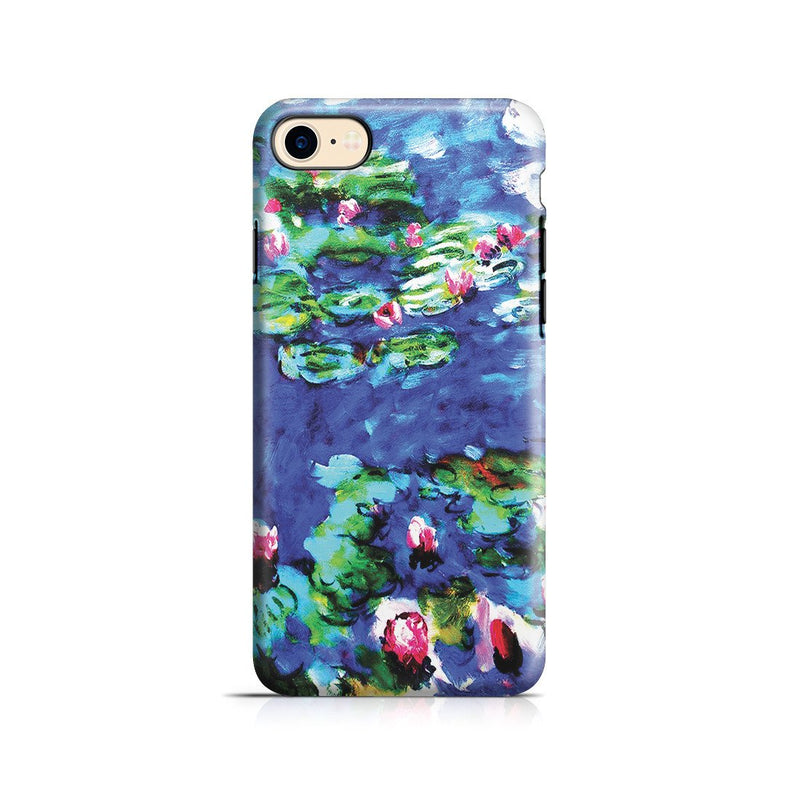 iPhone 8 Adventure Case - Water Lilies by Claude Monet
