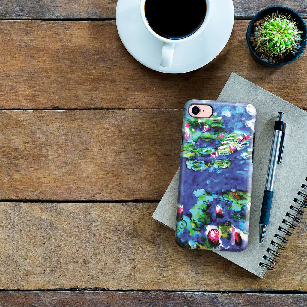 iPhone 7 Adventure Case - Water Lilies by Claude Monet