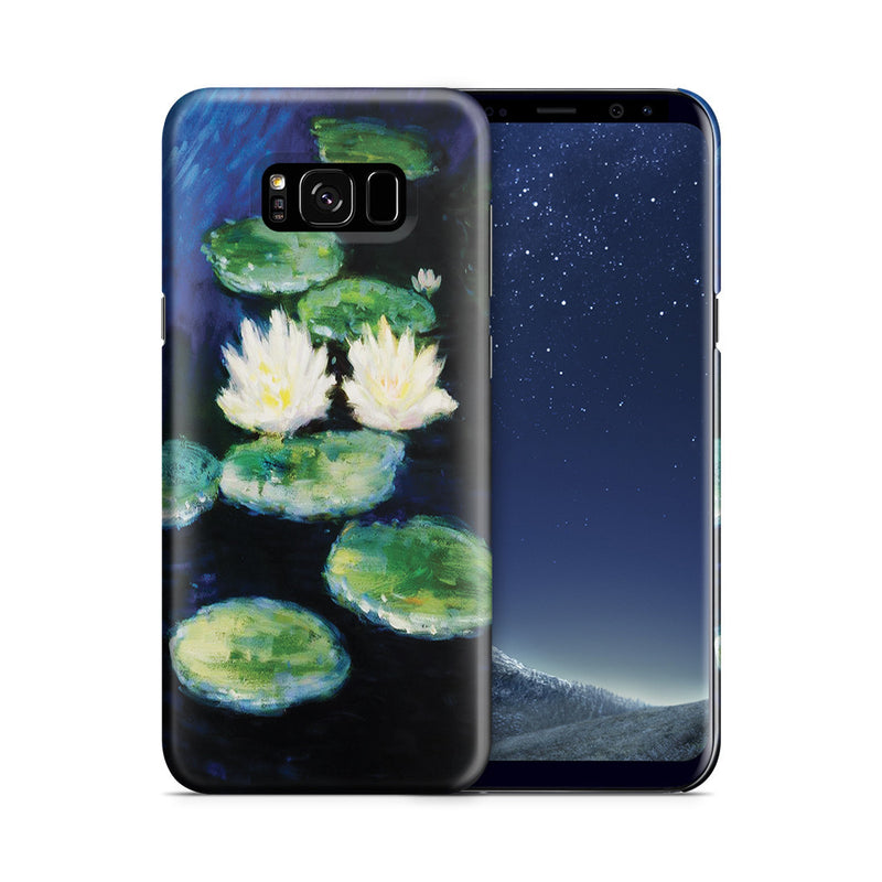 Galaxy S8 Plus Case - Water Lilies, Evening by Claude Monet
