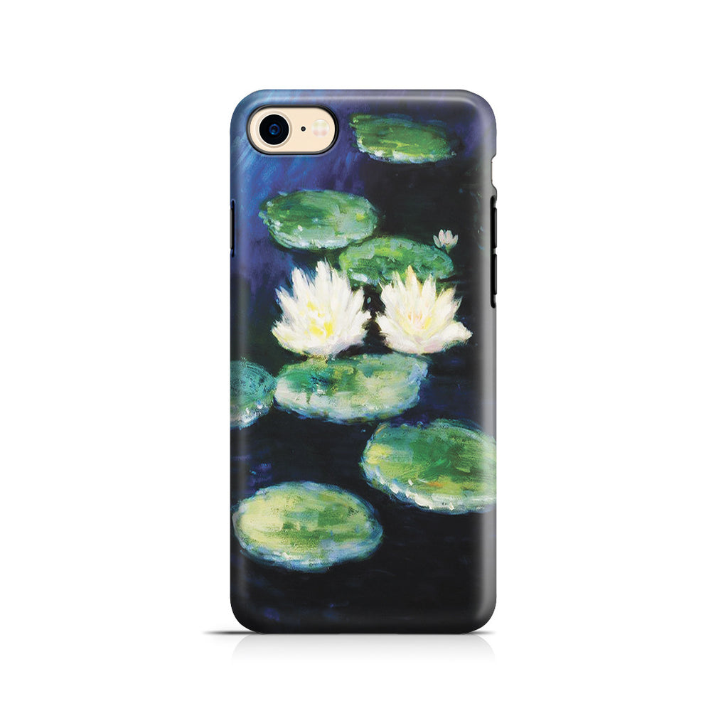 iPhone 7 Adventure Case - Water Lilies, Evening by Claude Monet