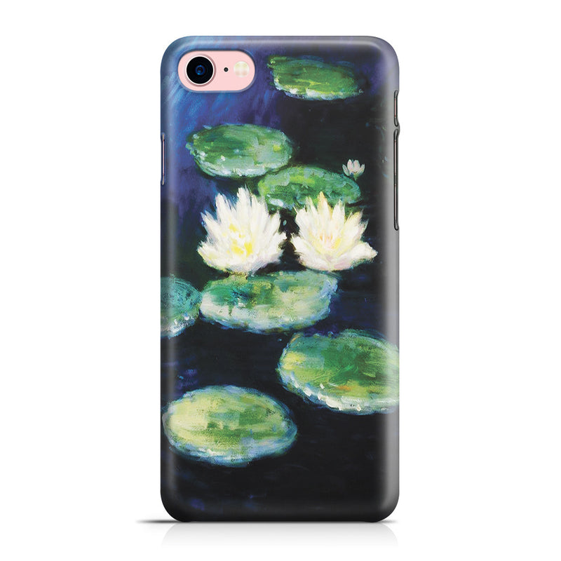 iPhone 7 Case - Water Lilies, Evening by Claude Monet