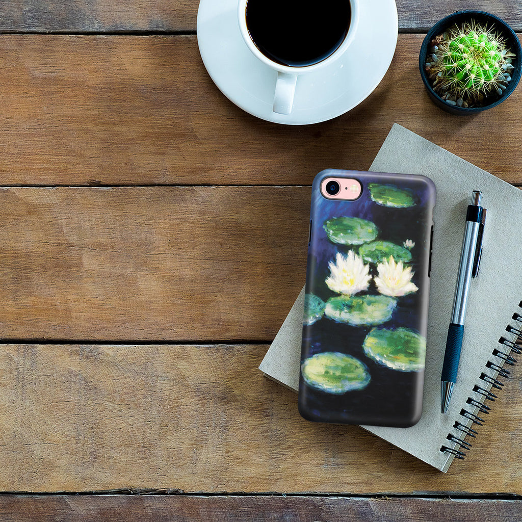 iPhone 6 | 6s Plus Adventure Case - Water Lilies, Evening by Claude Monet