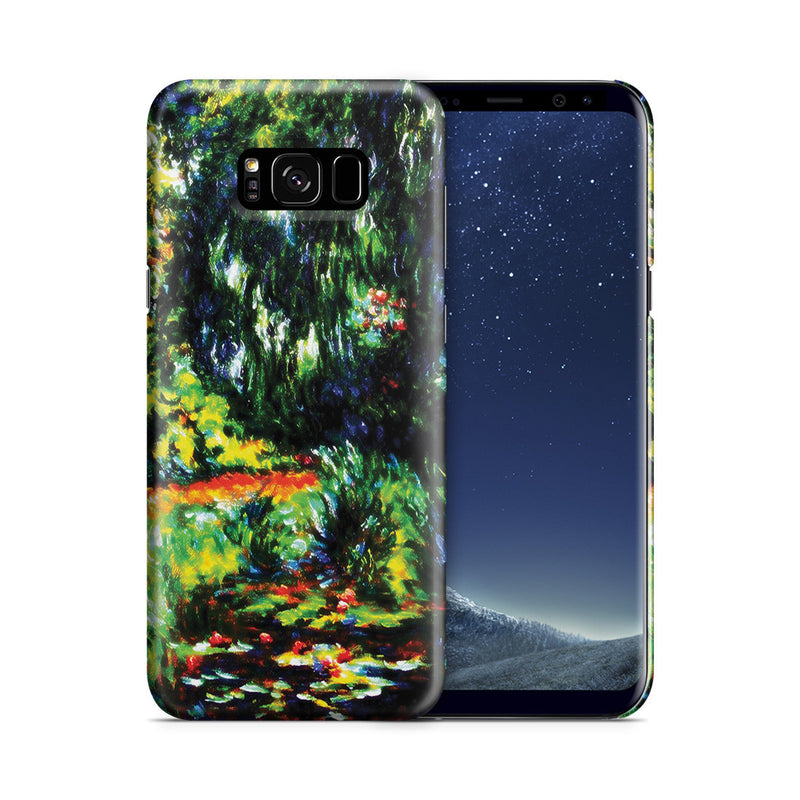 Galaxy S8 Plus Case - Water Lily Pond by Claude Monet