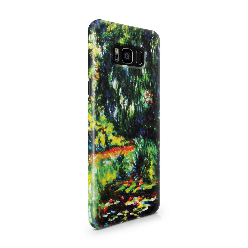 Galaxy S8 Case - Water Lily Pond by Claude Monet
