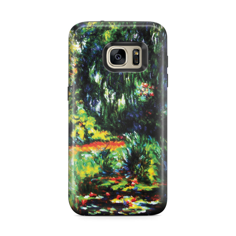 Galaxy S7 Edge Adventure Case - Water Lily Pond by Claude Monet