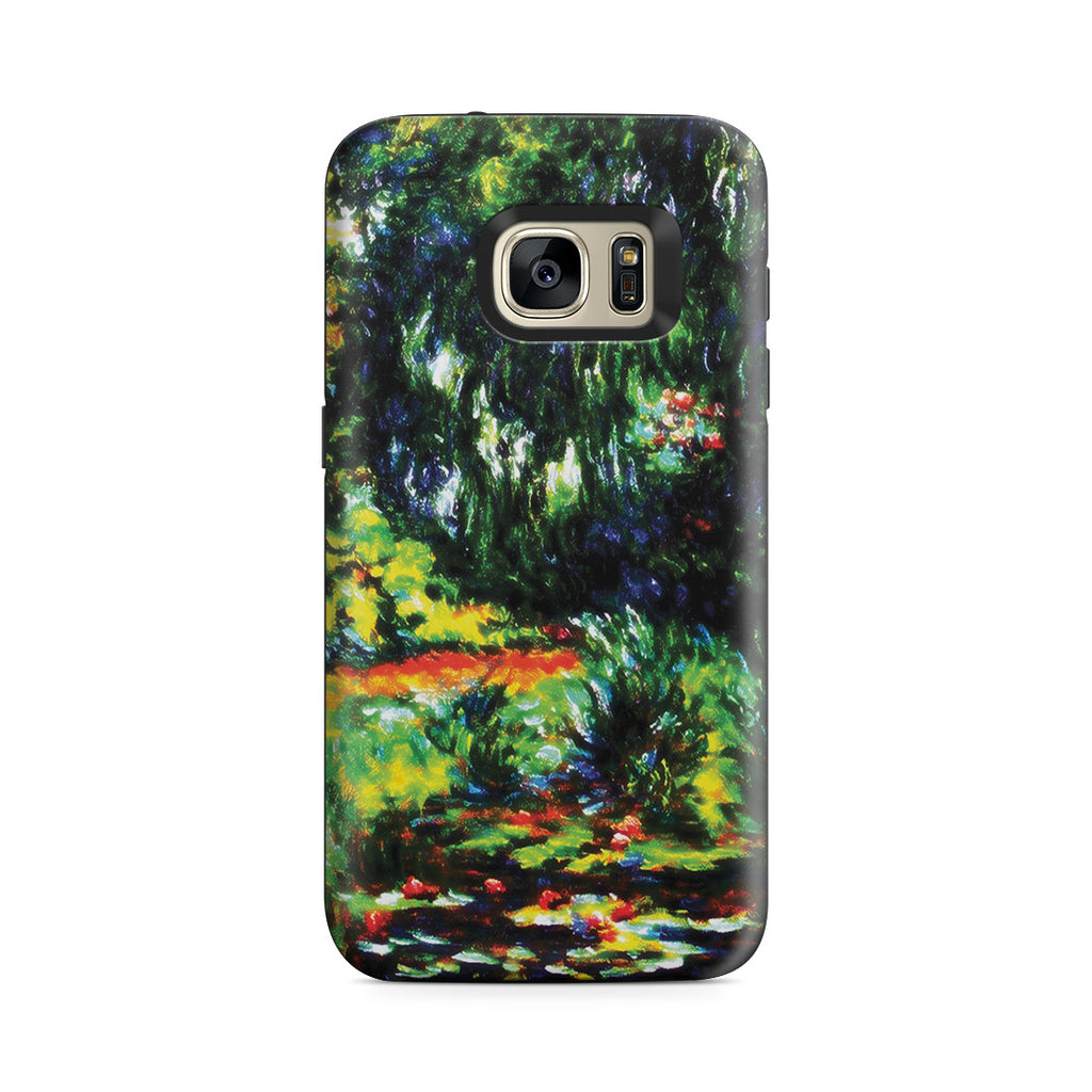 Galaxy S7 Adventure Case - Water Lily Pond by Claude Monet