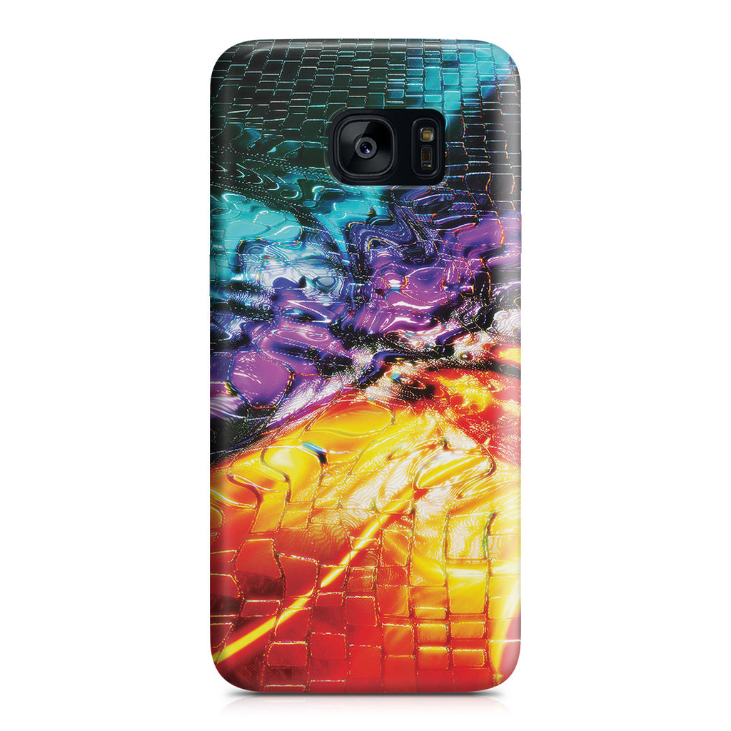 Galaxy S7 Edge  Case - Slippery When Wet