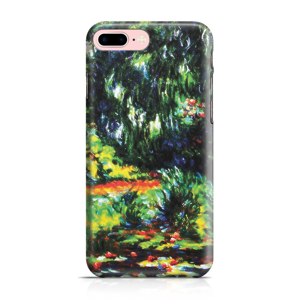 iPhone 7 Plus Case - Water Lily Pond by Claude Monet