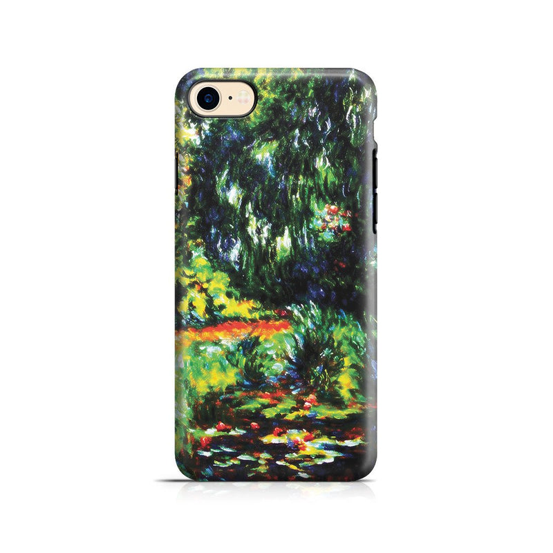 iPhone 8 Adventure Case - Water Lily Pond by Claude Monet