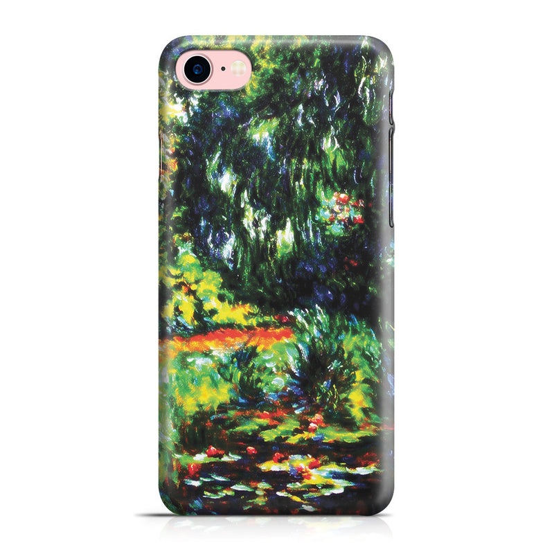iPhone 7 Case - Water Lily Pond by Claude Monet