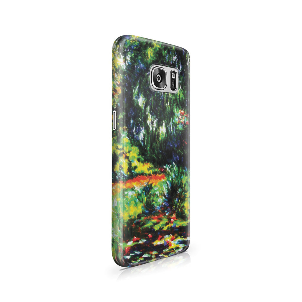 Galaxy S7 Case - Water Lily Pond by Claude Monet