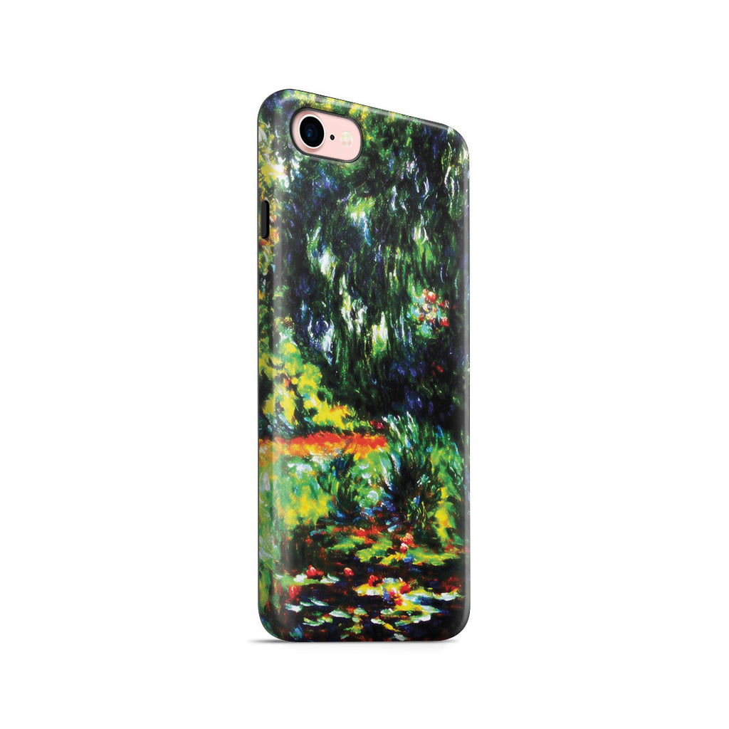 iPhone 7 Adventure Case - Water Lily Pond by Claude Monet
