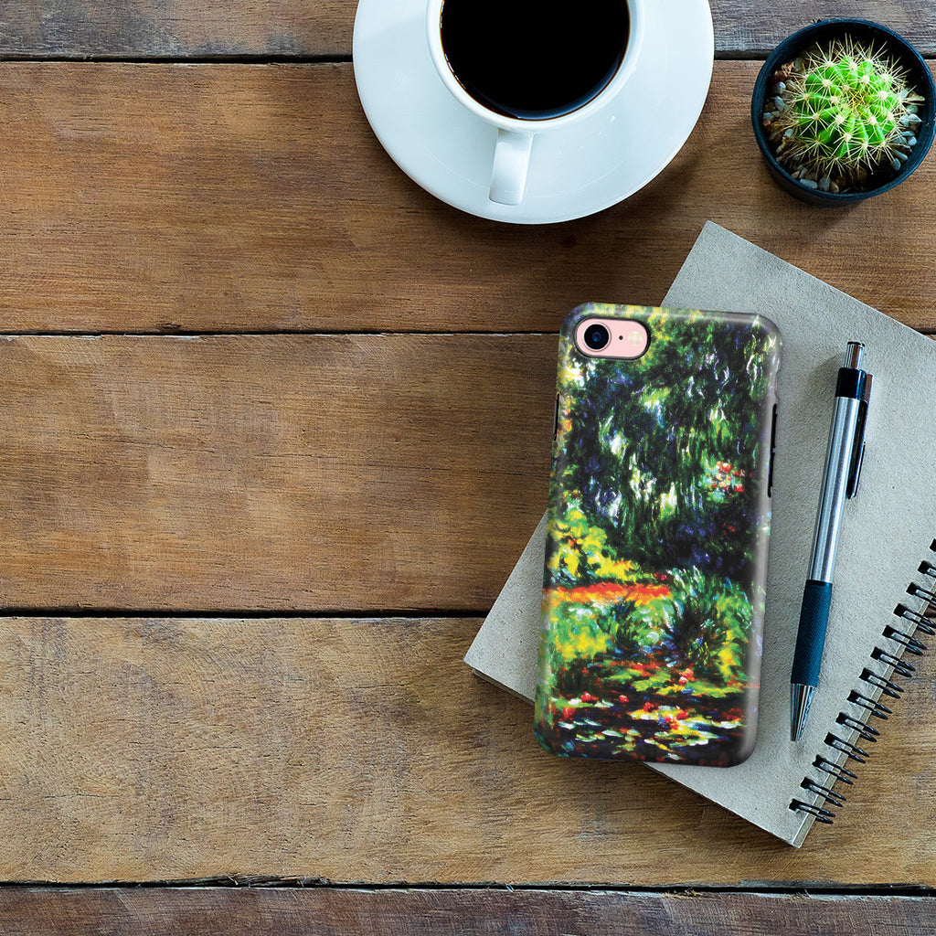 iPhone 6 | 6s Plus Adventure Case - Water Lily Pond by Claude Monet