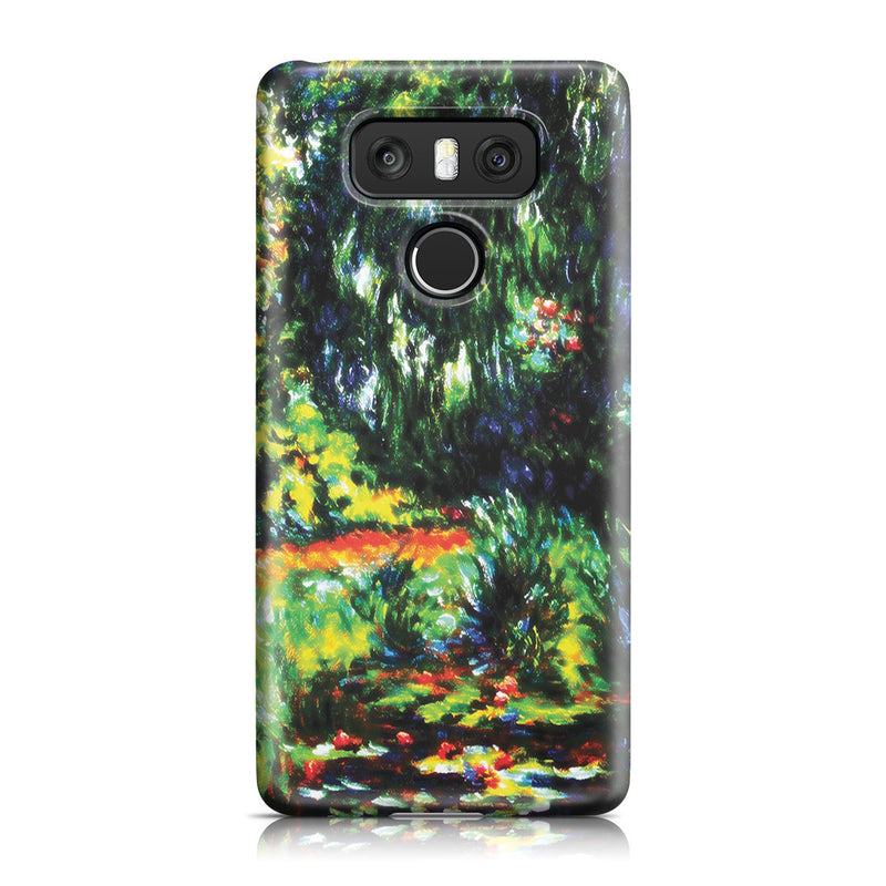 LG G6 Case - Water Lily Pond by Claude Monet