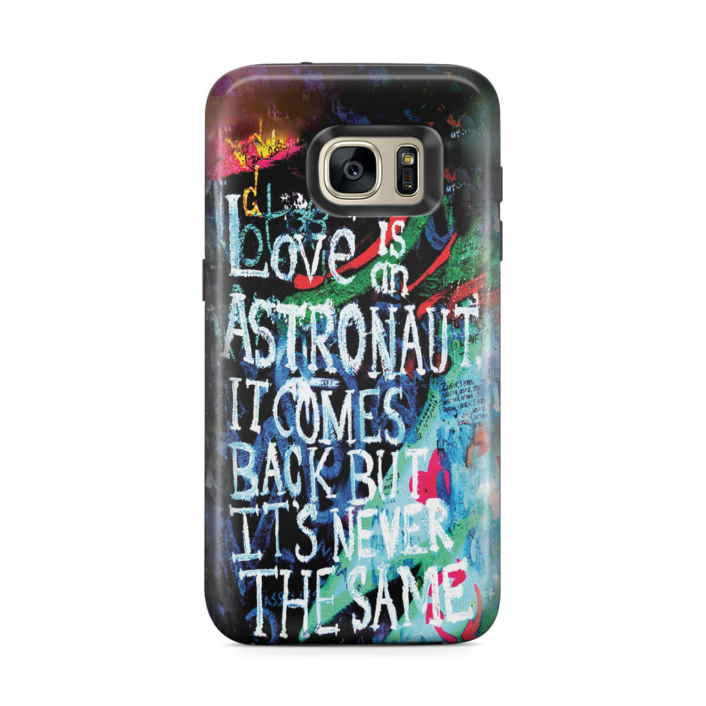Galaxy S7 Edge Adventure Case - Shoot for the Moon