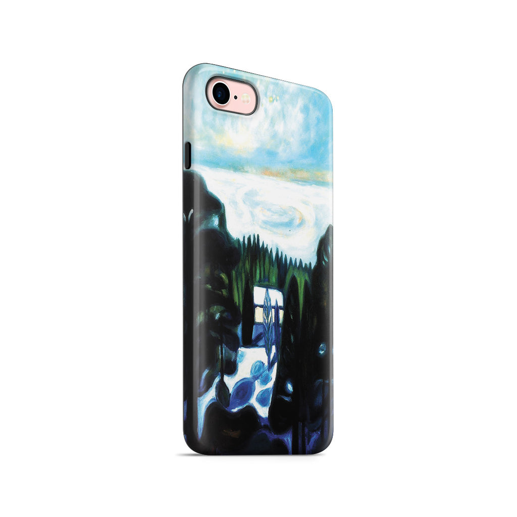 iPhone 6 | 6s Plus Adventure Case - White Night, 1901 by Edvard Munch