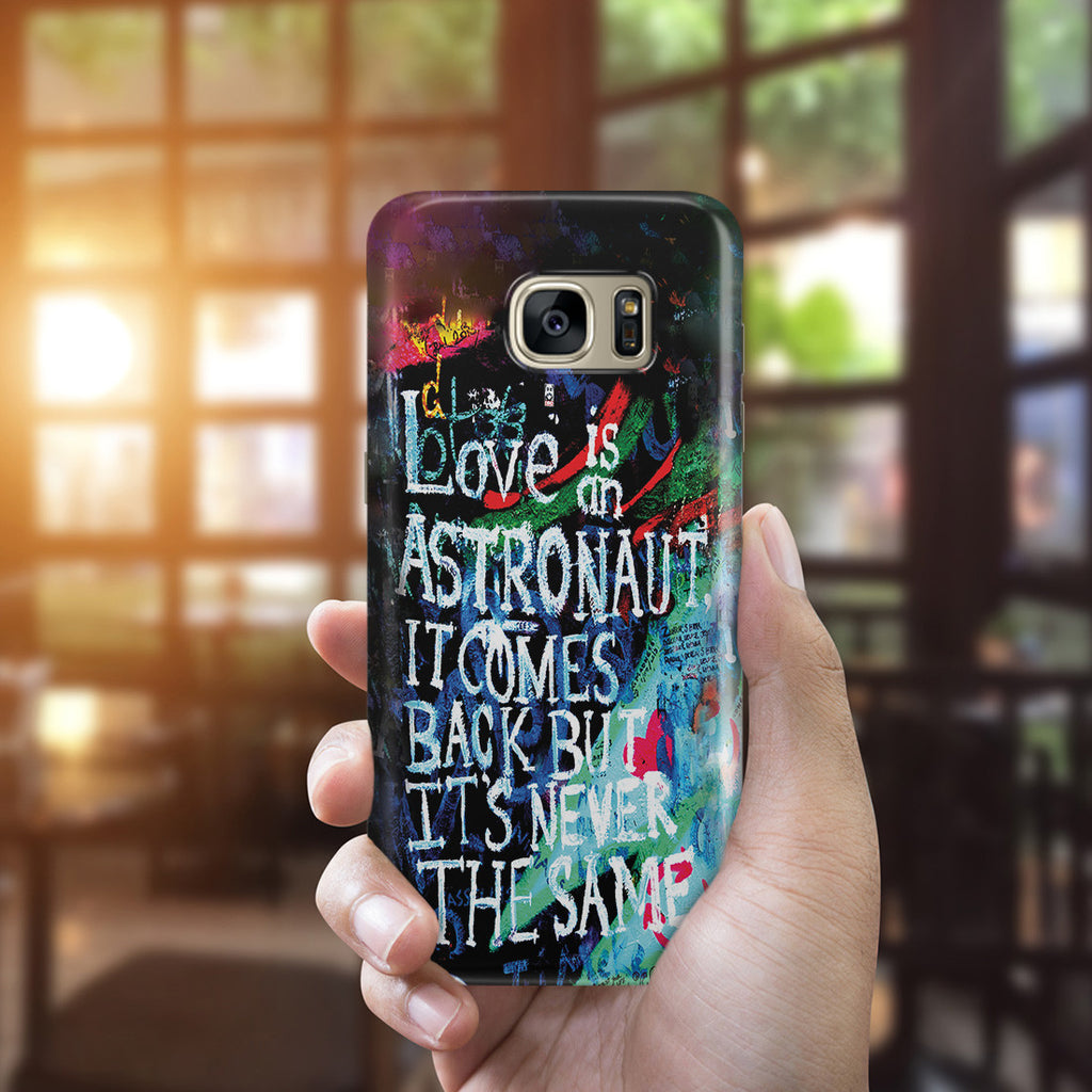 Galaxy S7 Edge  Case - Shoot for the Moon