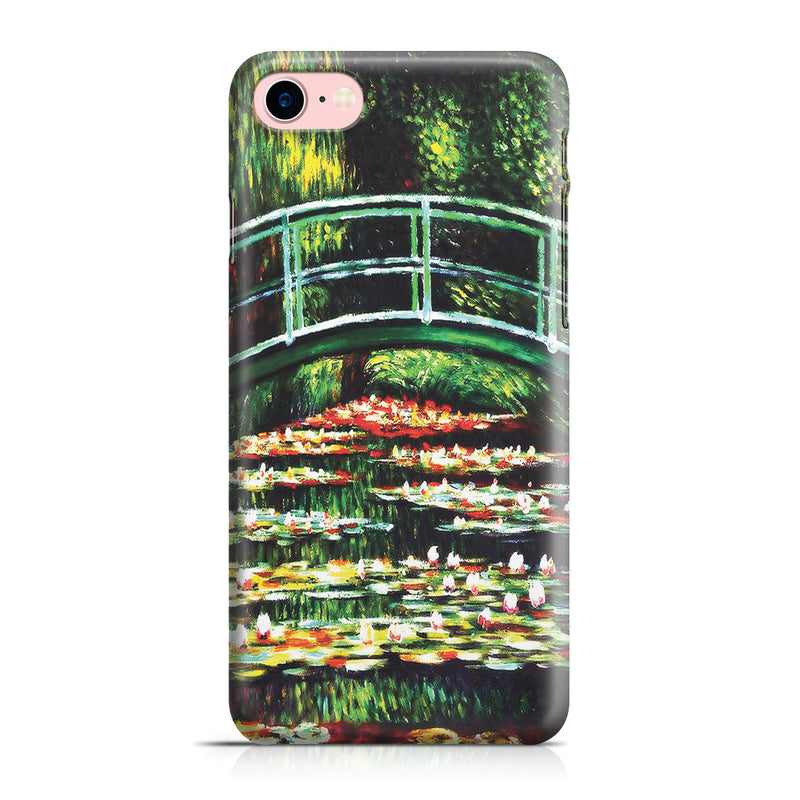 iPhone 7 Case - White Water Lilies, 1899 by Claude Monet
