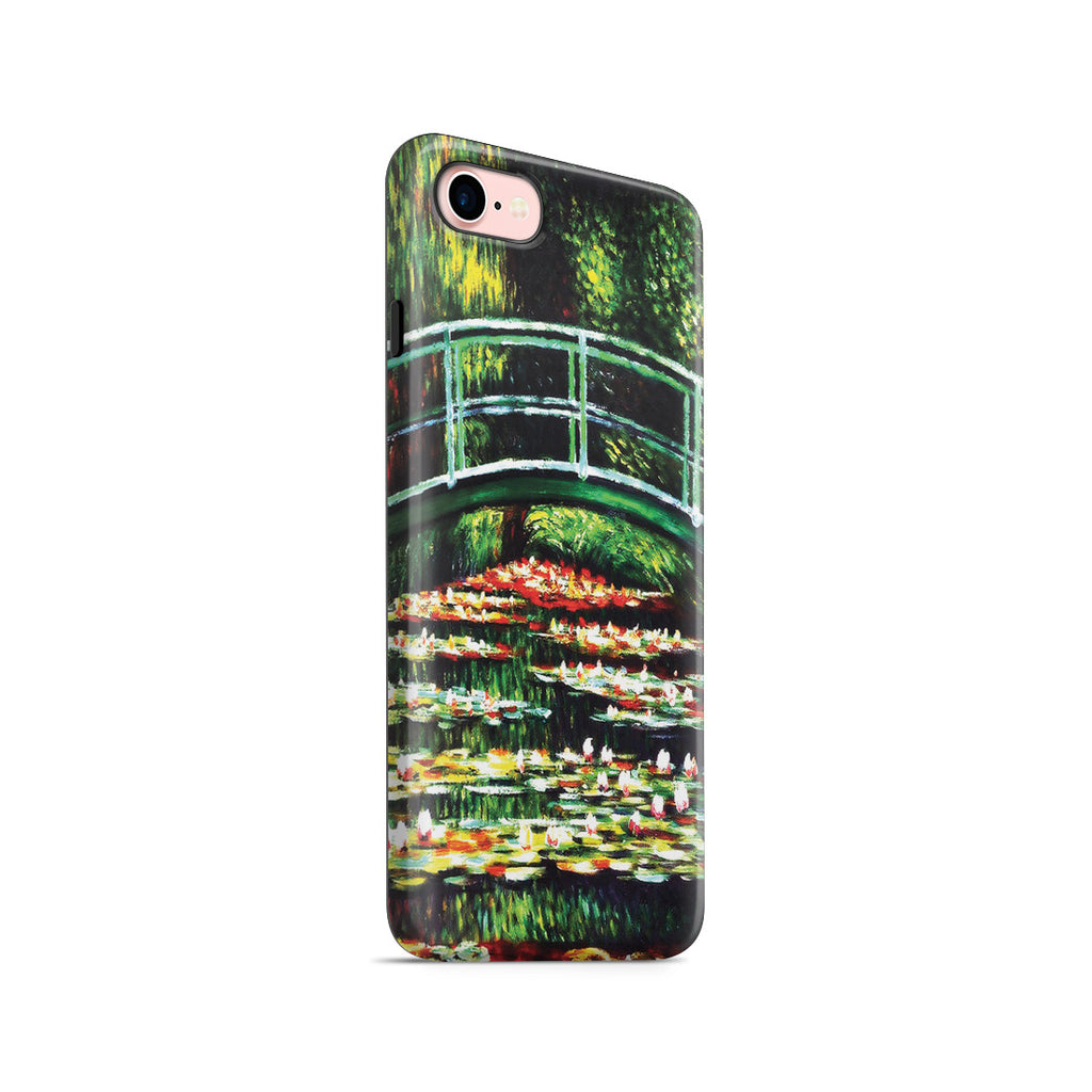 iPhone 7 Adventure Case - White Water Lilies, 1899 by Claude Monet
