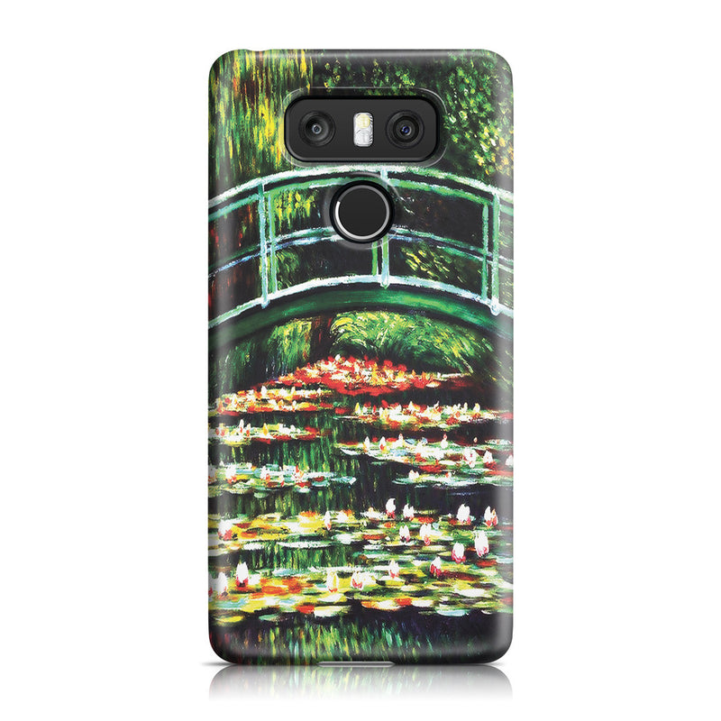 LG G6 Case - White Water Lilies, 1899 by Claude Monet