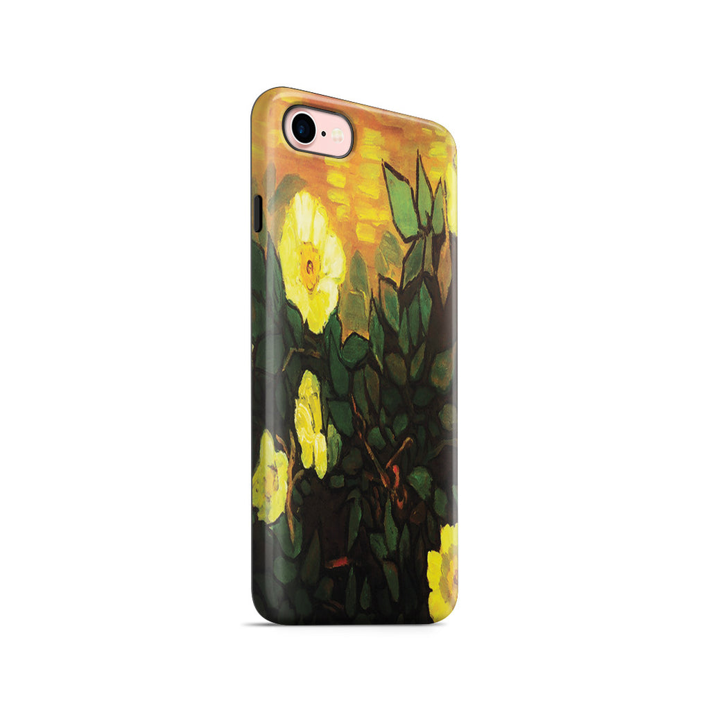 iPhone 6 | 6s Plus Adventure Case - Wild Roses by Vincent Van Gogh