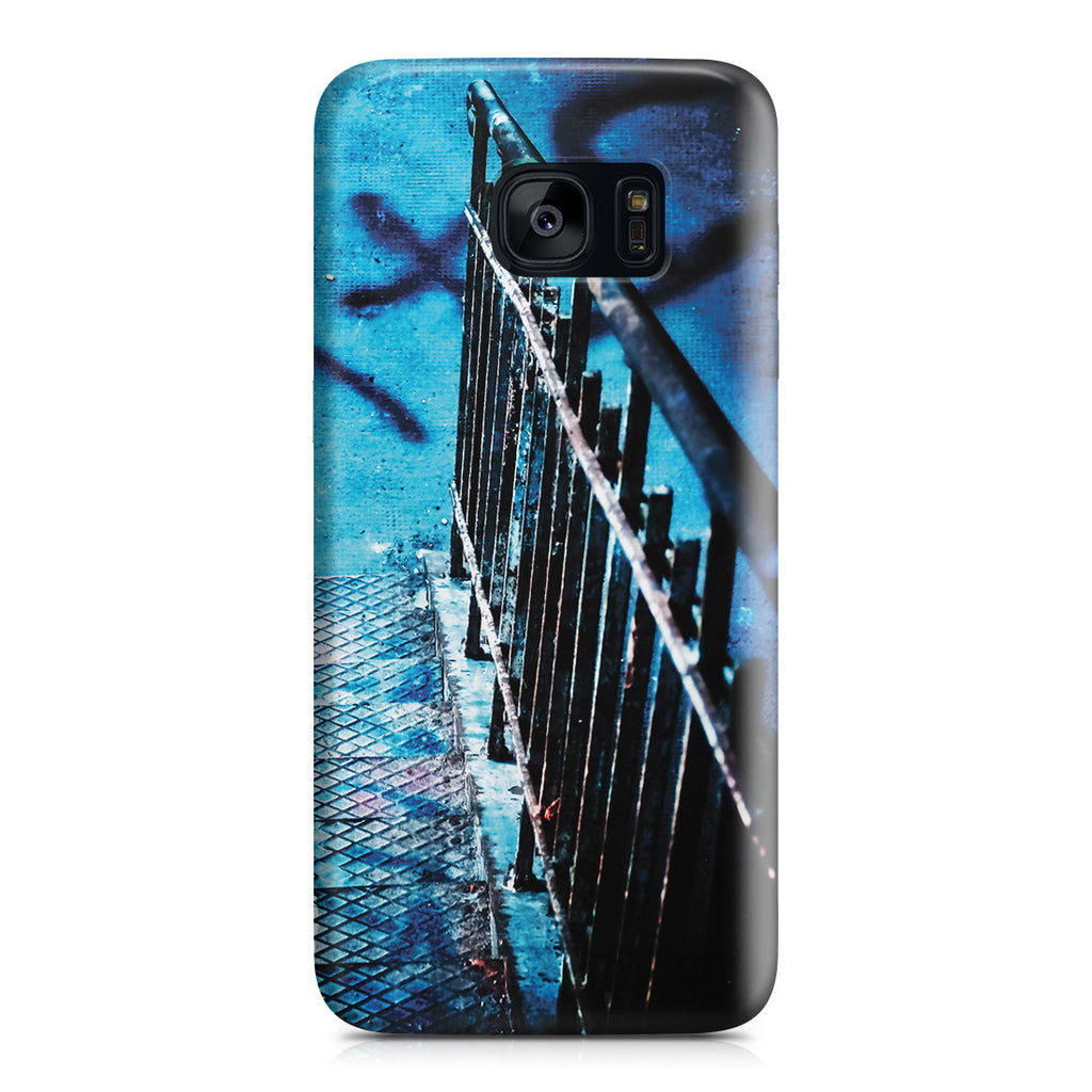 Galaxy S7 Edge  Case - Skate