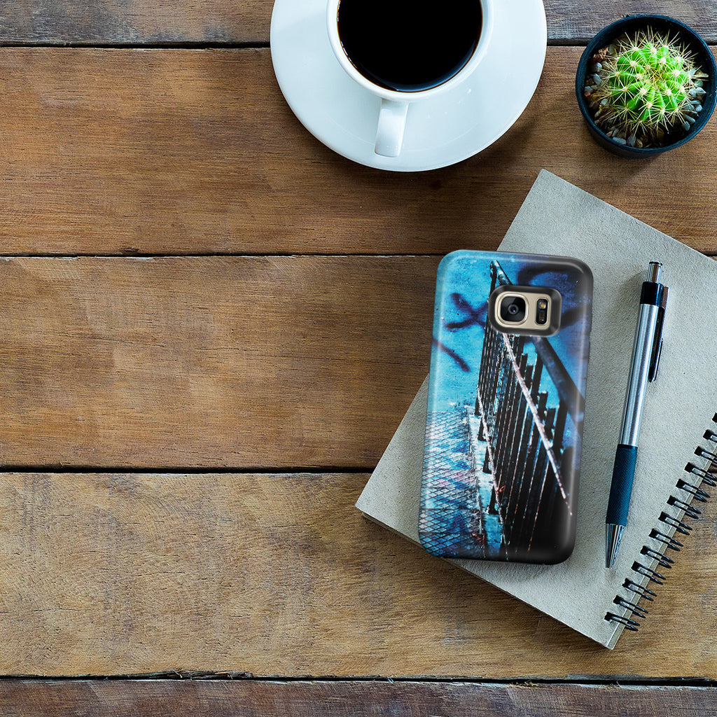 Galaxy S7 Edge Adventure Case - Skate