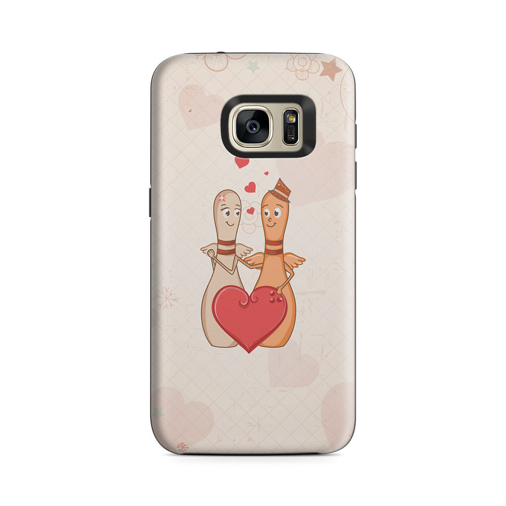 Galaxy S7 Adventure Case - Lovestruck