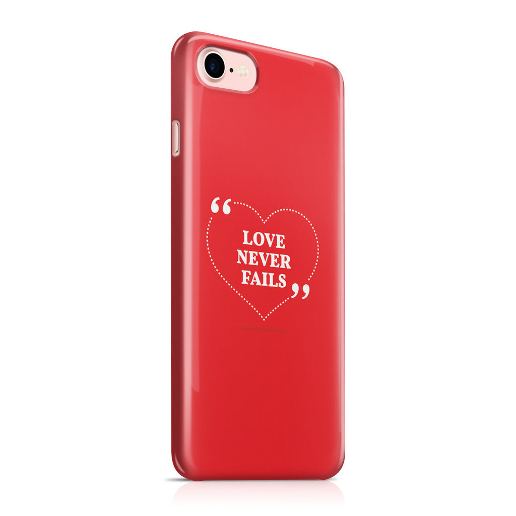 iPhone 7 Case - Love is Patient. Love is Kind