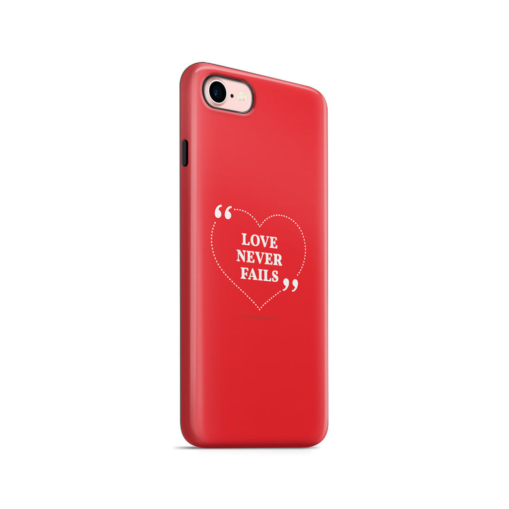 iPhone 6 | 6s Plus Adventure Case - Love is Patient. Love is Kind