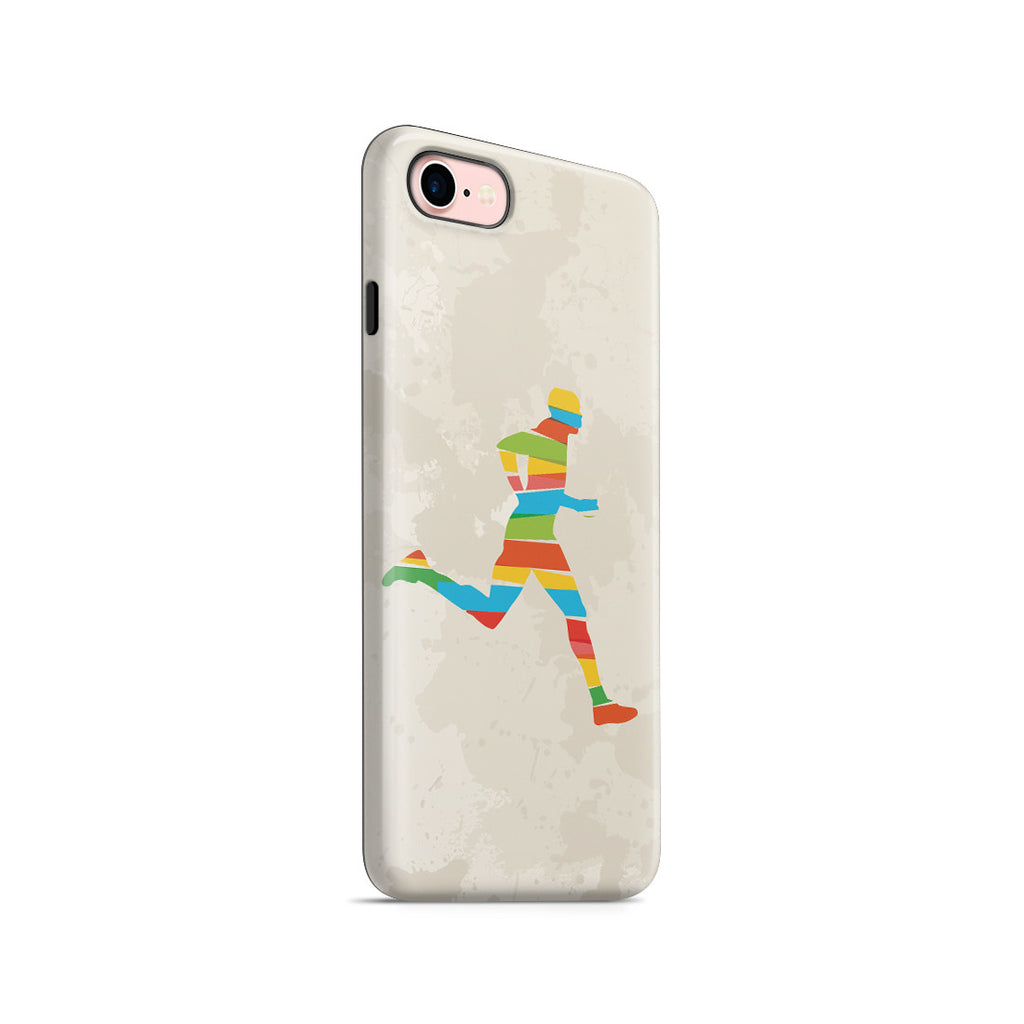 iPhone 7 Adventure Case - Just Run