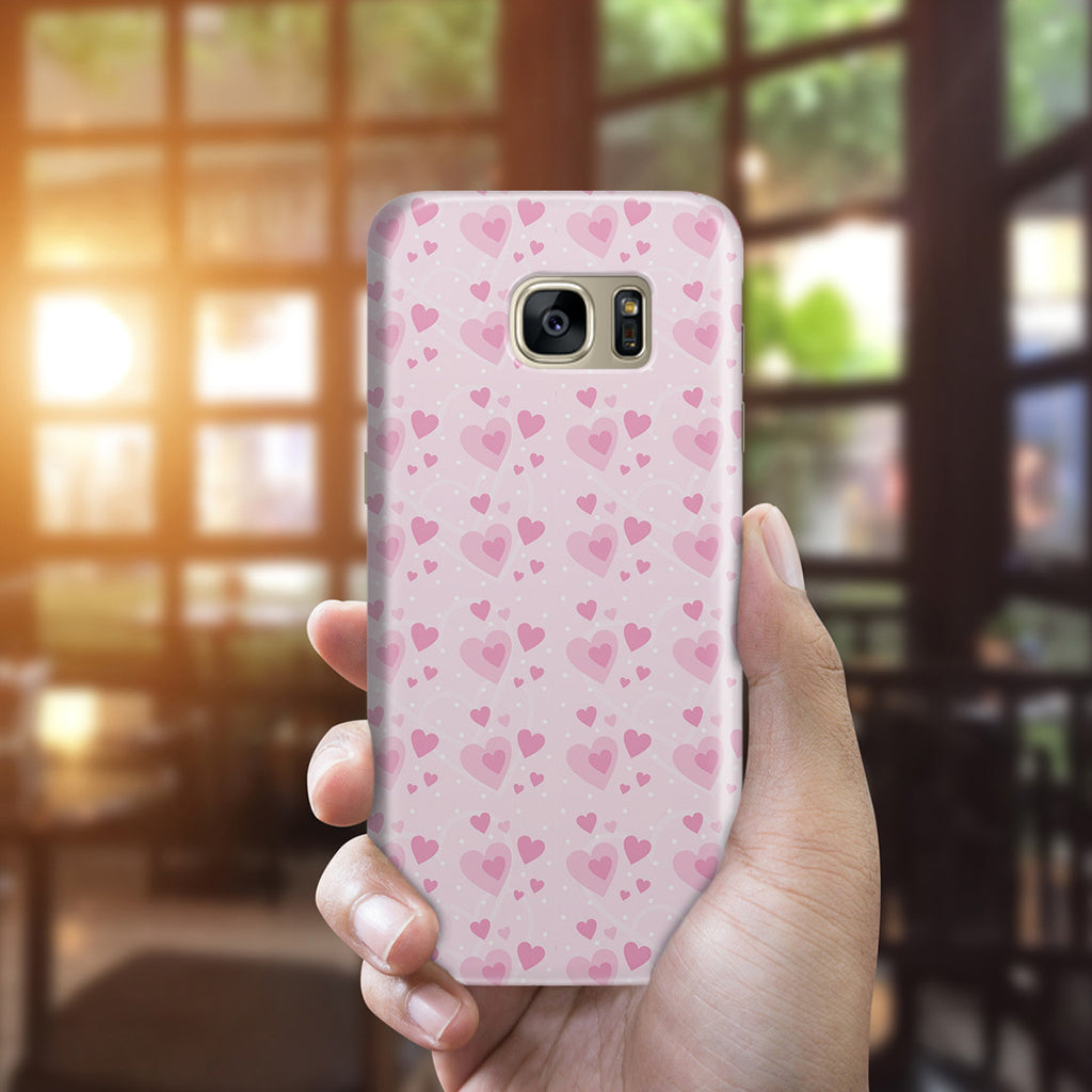 Galaxy S7 Edge Case - Follow Your Heart