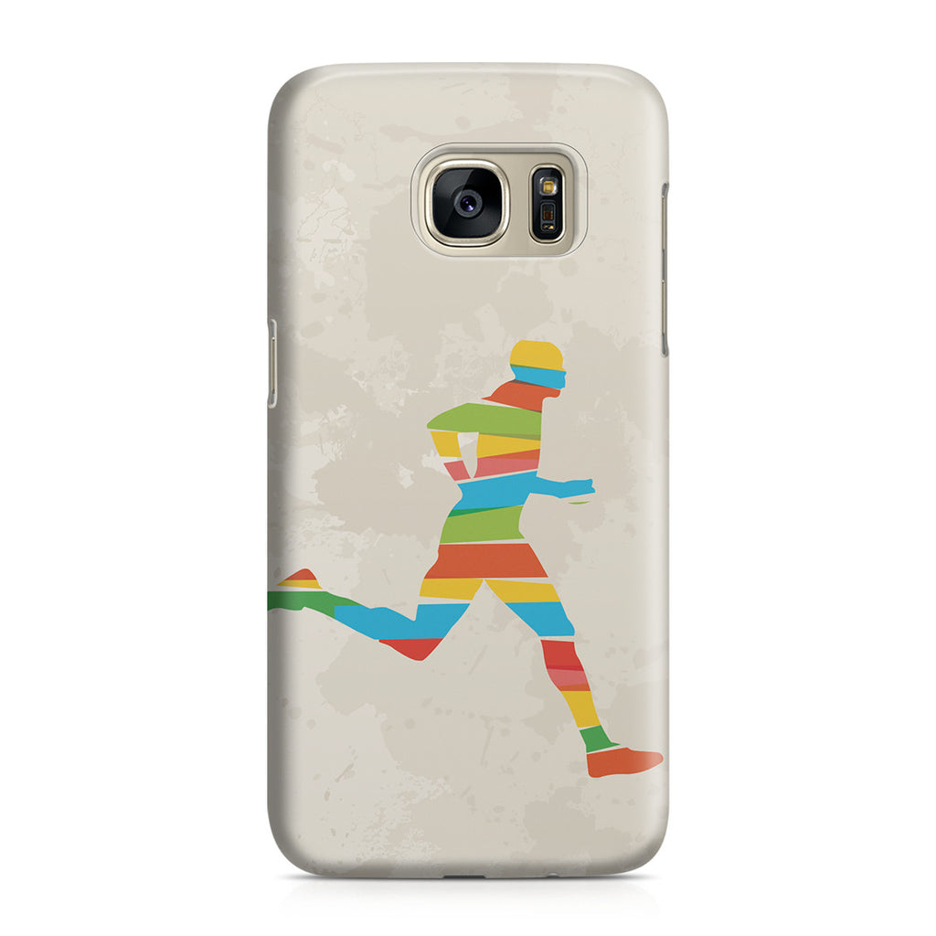 Galaxy S7 Case - Just Run