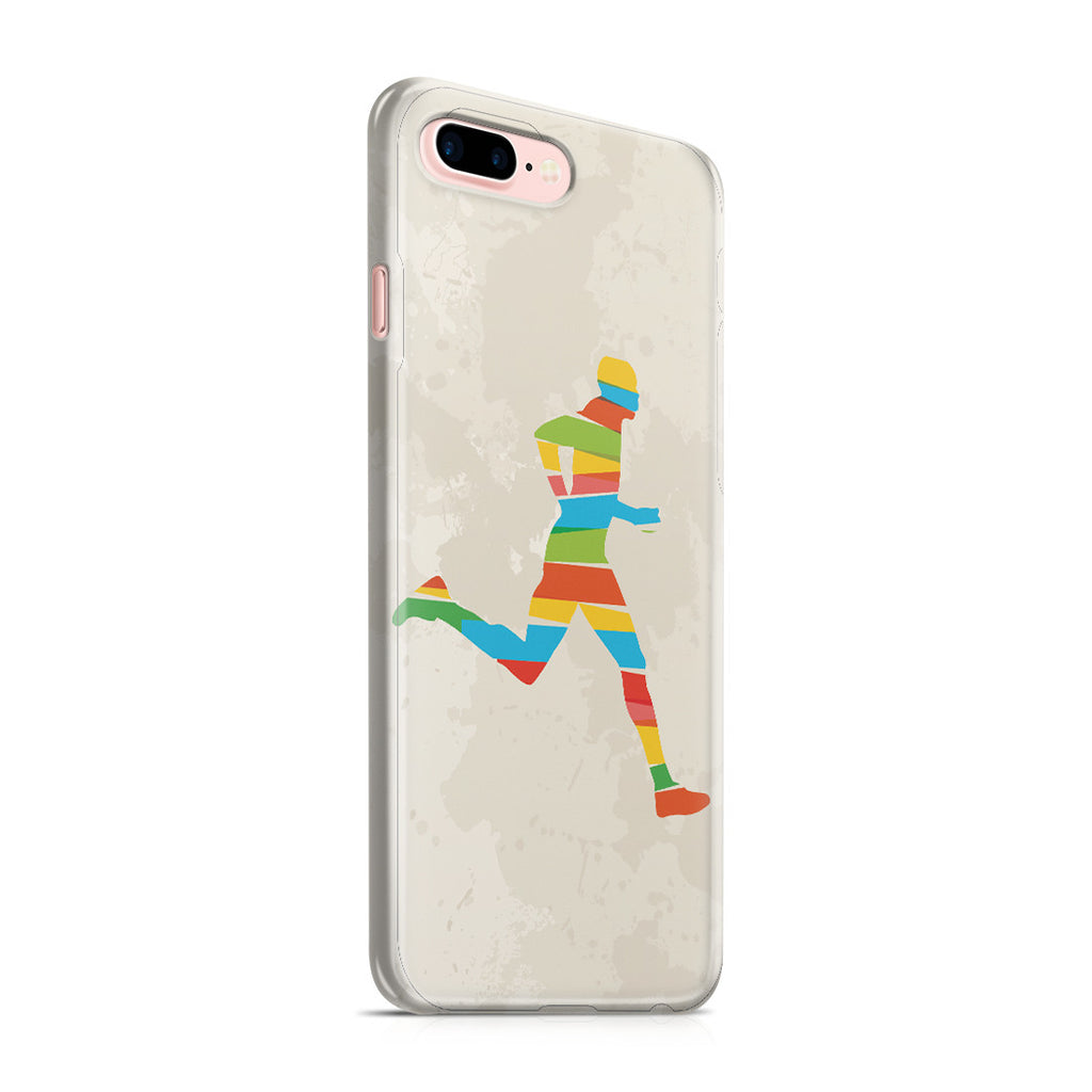 iPhone 7 Plus Case - Just Run