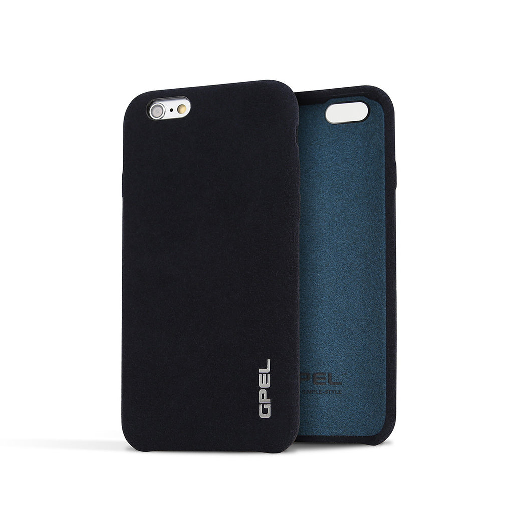 iPhone 6 | 6s GPEL Leather™ Chamois – Navy