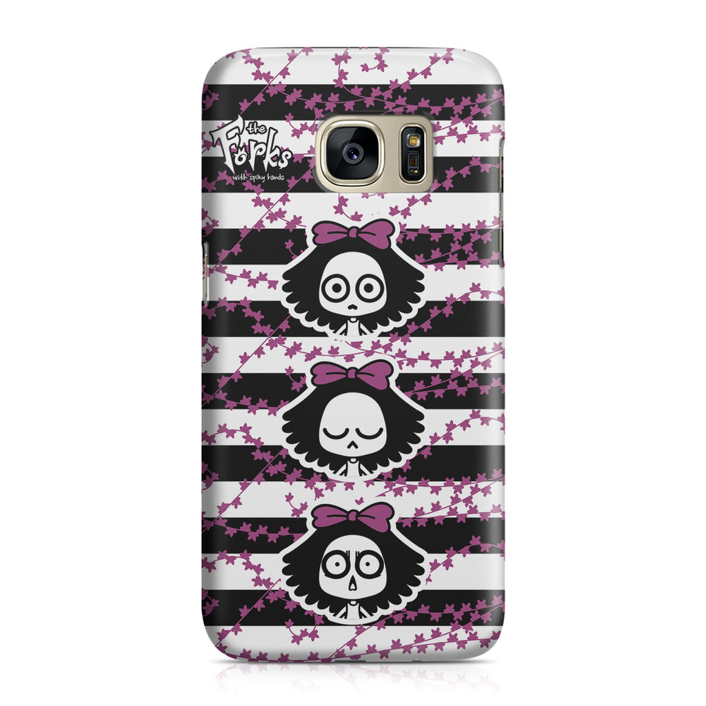 Galaxy S7 Case - Punk Rock Girl