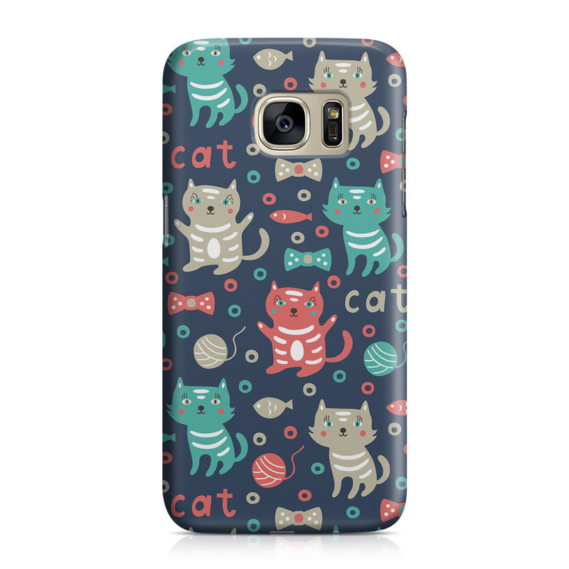 Galaxy S7 Case - Cute Kitty