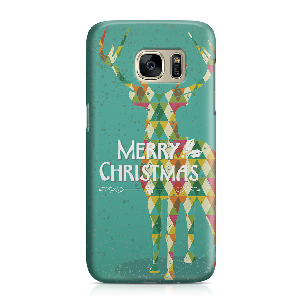 Galaxy S7 Case - Merry Christmas