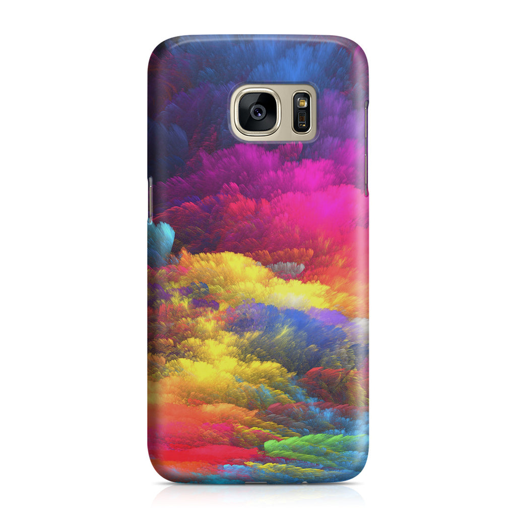 Galaxy S7 Case - Rainbow Sky