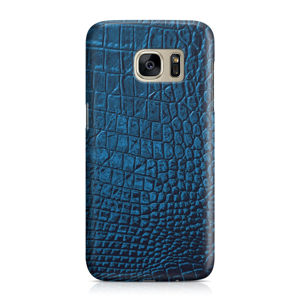 Galaxy S7 Case - Croco Leather