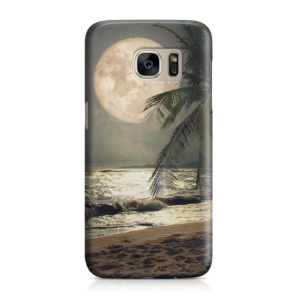 Galaxy S7 Case - Super Moon