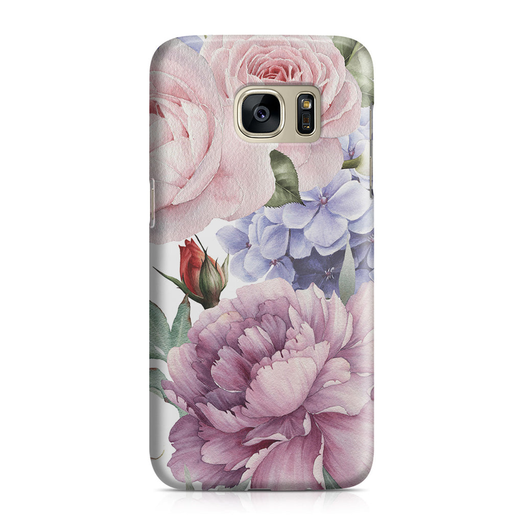 Galaxy S7 Case - Bouquet