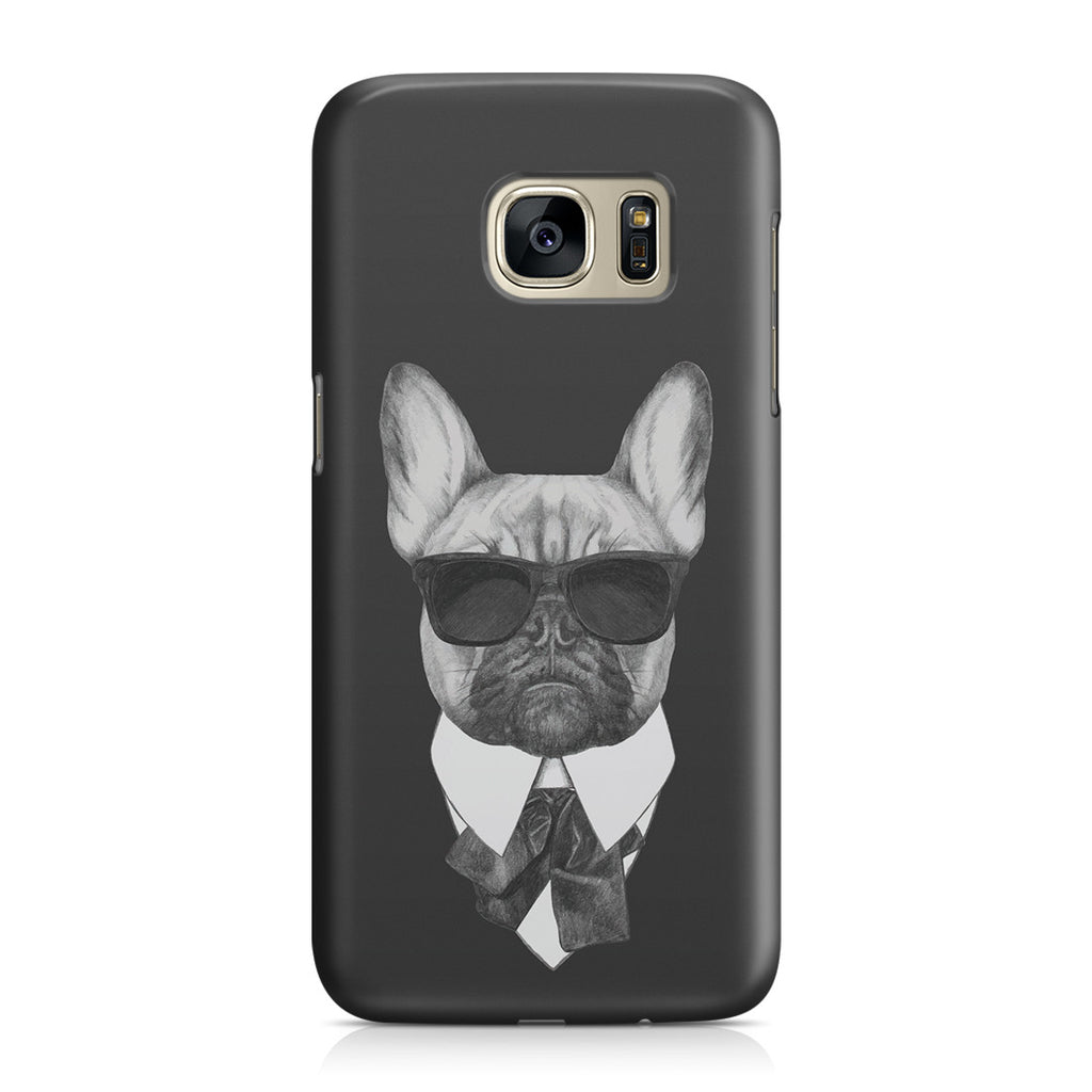 Galaxy S7 Case - Brother Pug