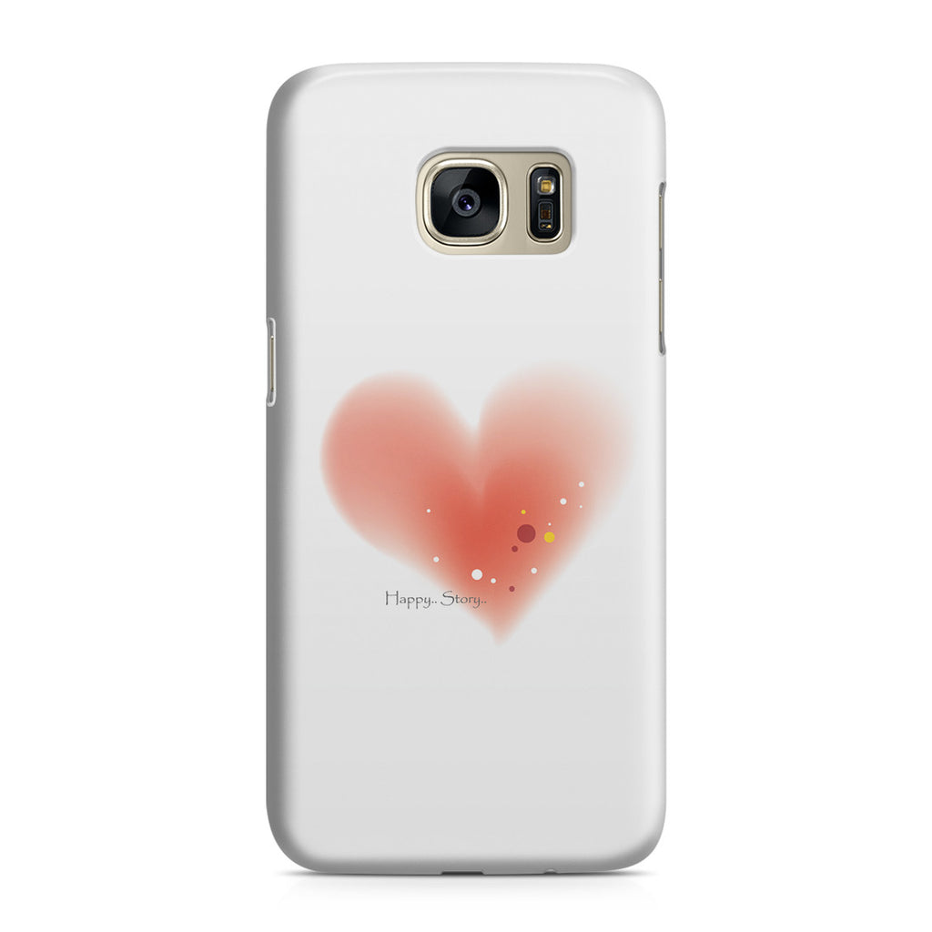 Galaxy S7 Case - Love Story