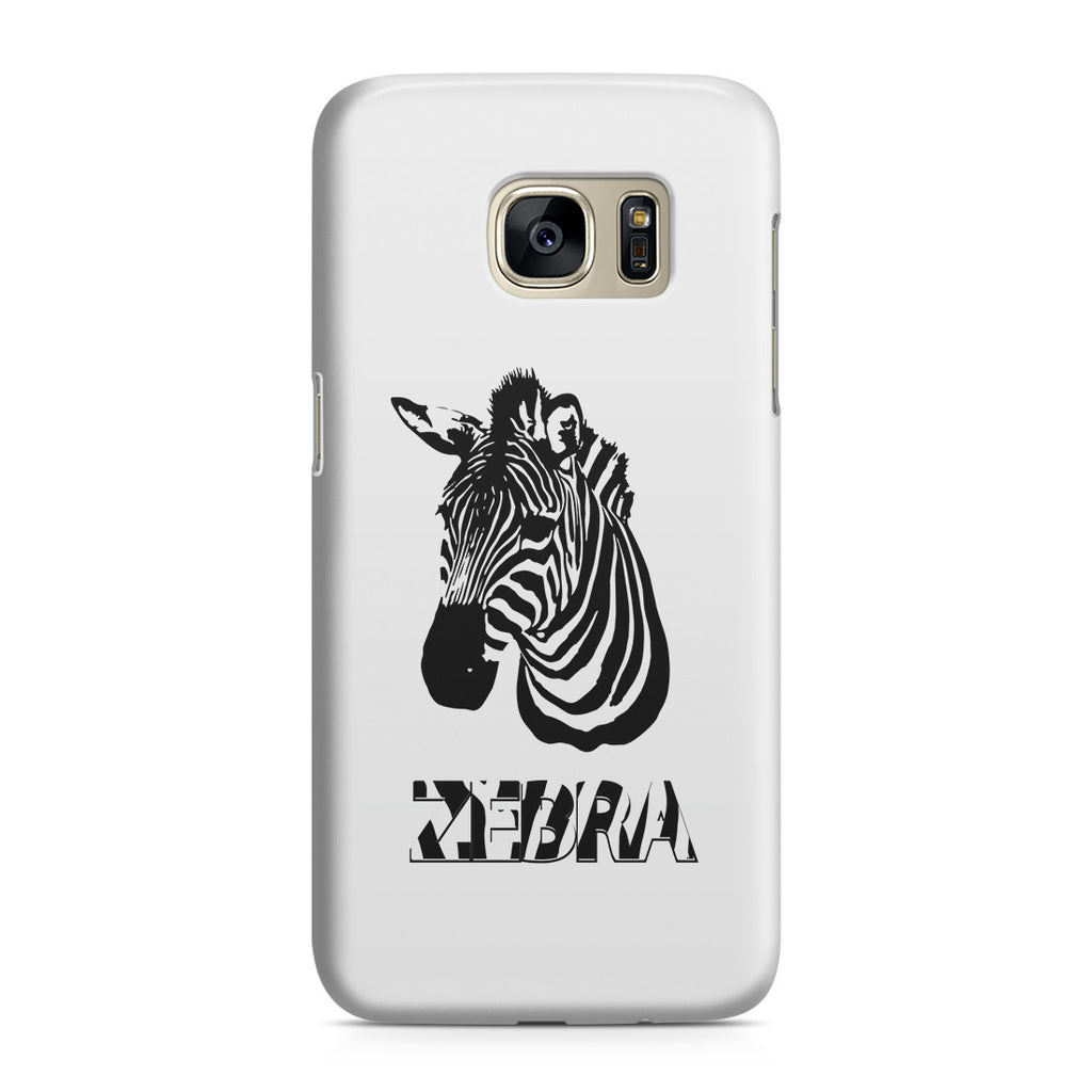 Galaxy S7 Case - Zebra