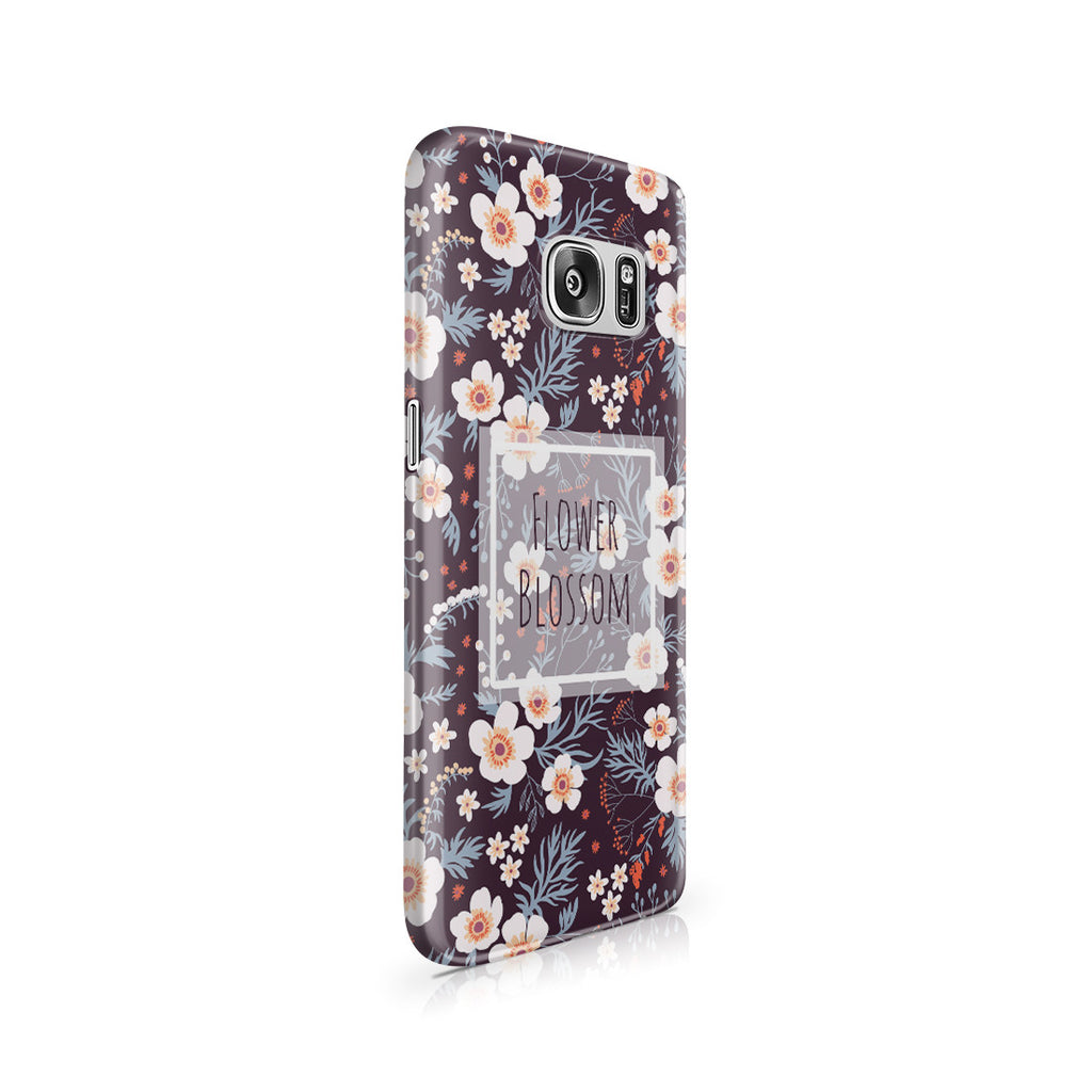 Galaxy S7 Case - Flower Blossom