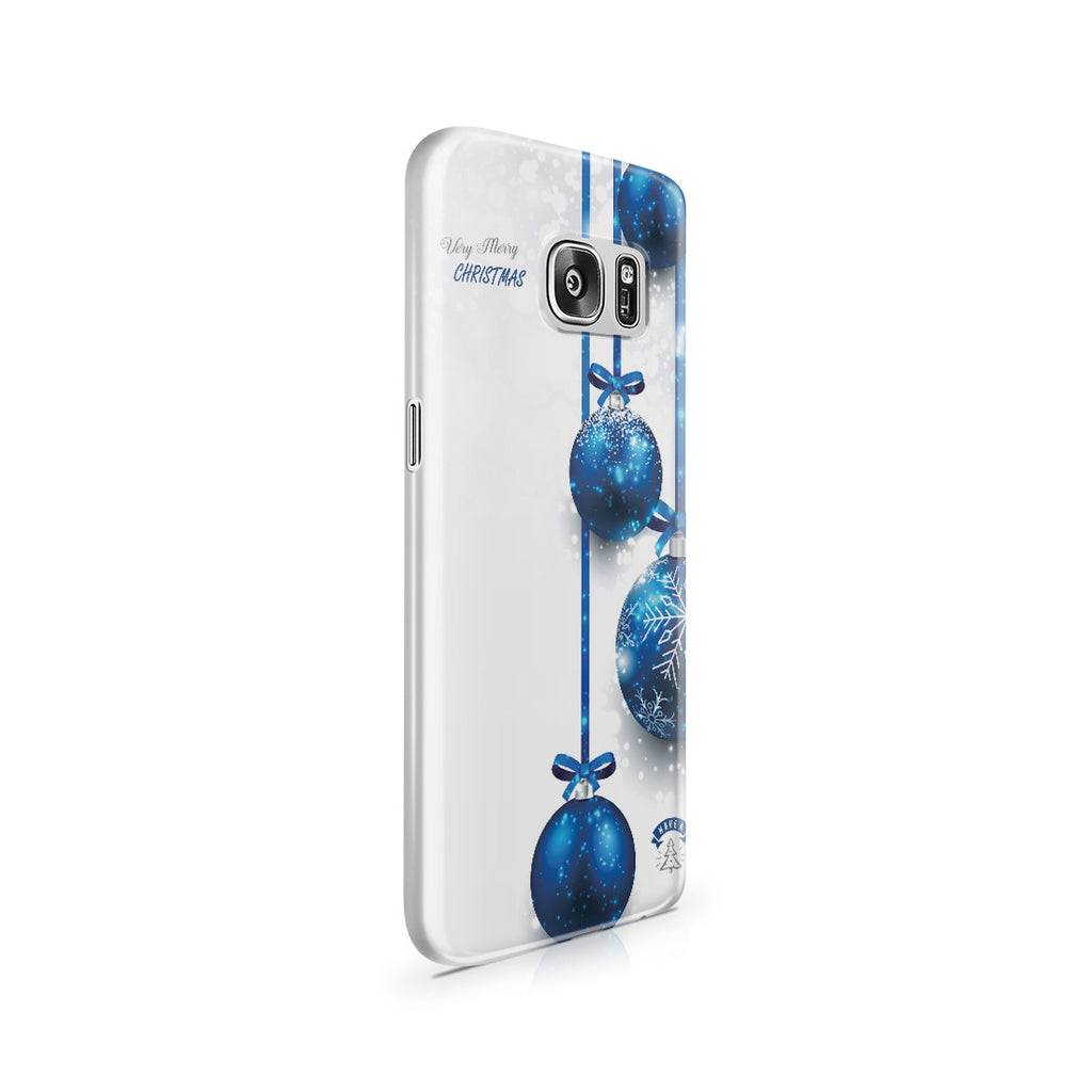 Galaxy S7 Case - Merry Blizzard