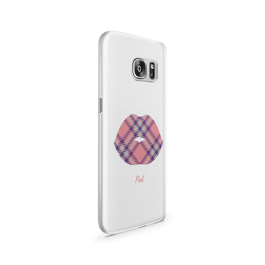 Galaxy S7 Case - Pink Kisses